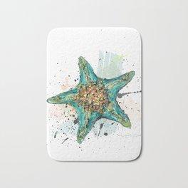 Star Fish Bath Mat