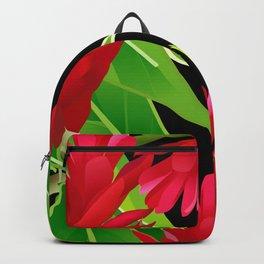 Ginger Flower Backpack
