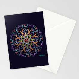 Indomitable Will Stationery Cards