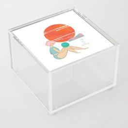 Summer Acrylic Box