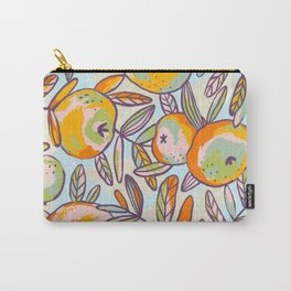 Bright apples Carry-All Pouch