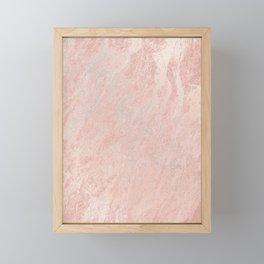 Rose Gold Foil Framed Mini Art Print