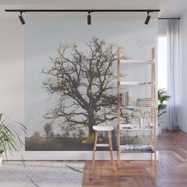The alchemy of the tree Wall Mural