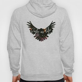 Raven Cycle Safe As Life Hoody