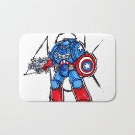 Cap'n Warhammer Bath Mat