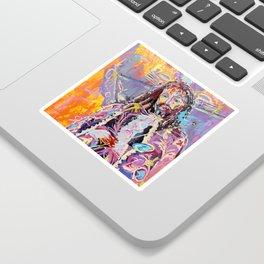 Señor de la Caña Sticker