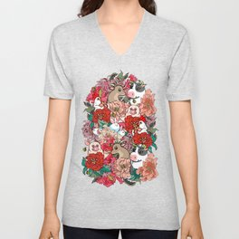 Because Vegan Unisex V-Neck