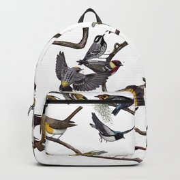 Warblers of New England Backpack