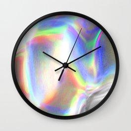 Luxurious Hologram Art Wall Clock