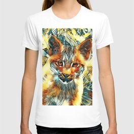AnimalArt_Cougar_20170601_by_JAMColorsSpecial T-shirt