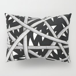 Cords and Spikes Pillow Sham