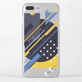 Core Cubrix 245 Clear iPhone Case