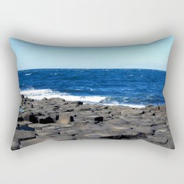 Gigant's Causeway. Antrim Coast. Northern Ireland Rectangular Pillow
