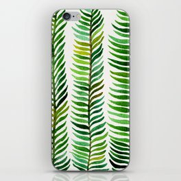 Seaweed iPhone Skin