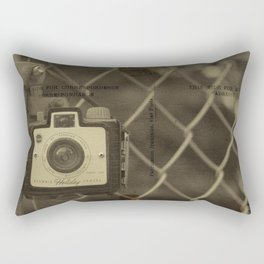 As life goes by Rectangular Pillow
