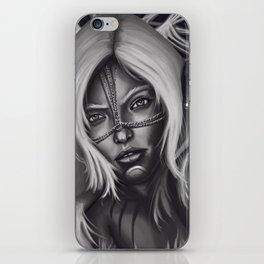 Dark Elven Priestess iPhone Skin