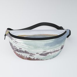 Herring Cove Look-Off North McNabs Island Halifax NS Fanny Pack