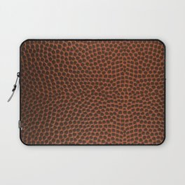 Football / Basketball Leather Texture Skin Laptop Sleeve