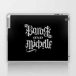 Barack and Michelle Laptop & iPad Skin