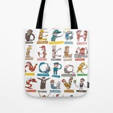 JOB-ABC Tote Bag