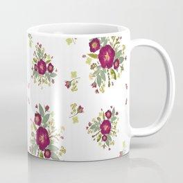 Red Rose Bouquets Coffee Mug