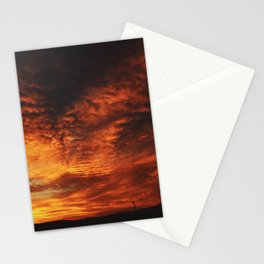 Simple Sunset Stationery Cards