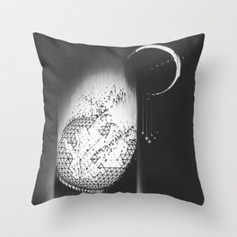 Truth Seekers Only Throw Pillow