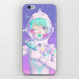 Space Bae (2019 edit) iPhone Skin