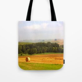 Miniature Countryside Tote Bag