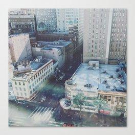 Nostalgic New Orleans Canvas Print