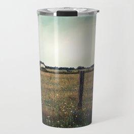 Lighthouse of Kampen II Travel Mug