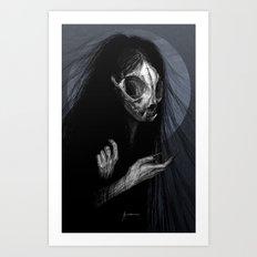 Hari • The patient fairy Art Print