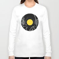 500 days of summer Long Sleeve T-shirts featuring (500) Days of Summer by Bill Pyle