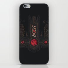 The Crown of Cthulhu iPhone & iPod Skin