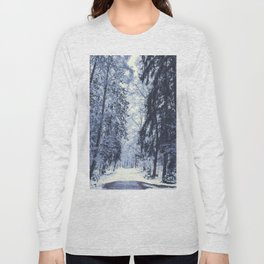 Bent labyrinths Long Sleeve T-shirt