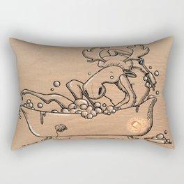 narcissist elk Rectangular Pillow