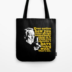 Gran Torino - Ever notice Tote Bag
