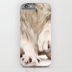 Chinchilla Hands = The Cutest Hands iPhone 6s Slim Case