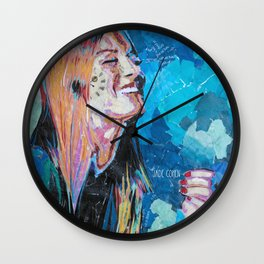 Annabell Wall Clock