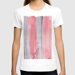 27    190907   Watercolor Abstract Painting T-shirt