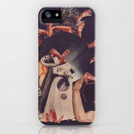 Ritual Chaos iPhone Case