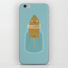 Potato Growth iPhone & iPod Skin