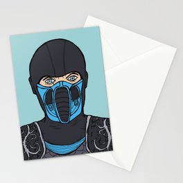 The Cold Fist Stationery Cards