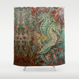 Bonds Shower Curtain