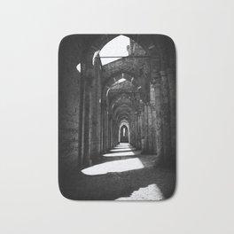 Abbey of San Galgano Bath Mat