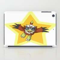 digimon iPad Cases featuring Hawkmon star by Taurustiger86