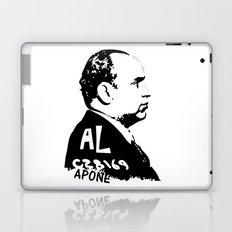 Al Capone Laptop & iPad Skin
