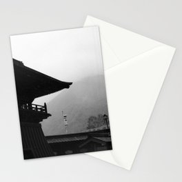 Nikko temple 002 Stationery Cards