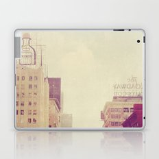 Patron. Los Angeles Hollywood photograph Laptop & iPad Skin