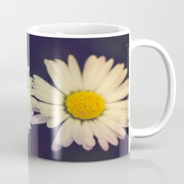 Twin Daises Coffee Mug